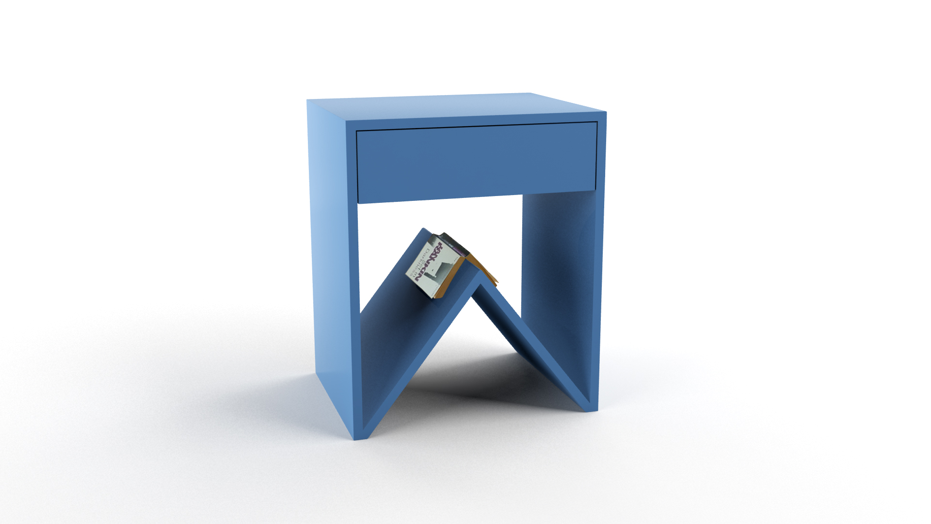Bilbao Bedside Table